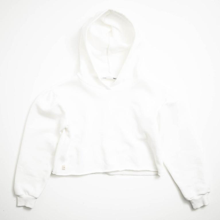 Peach Puff hood Star/ K Hoodie Hood sweater