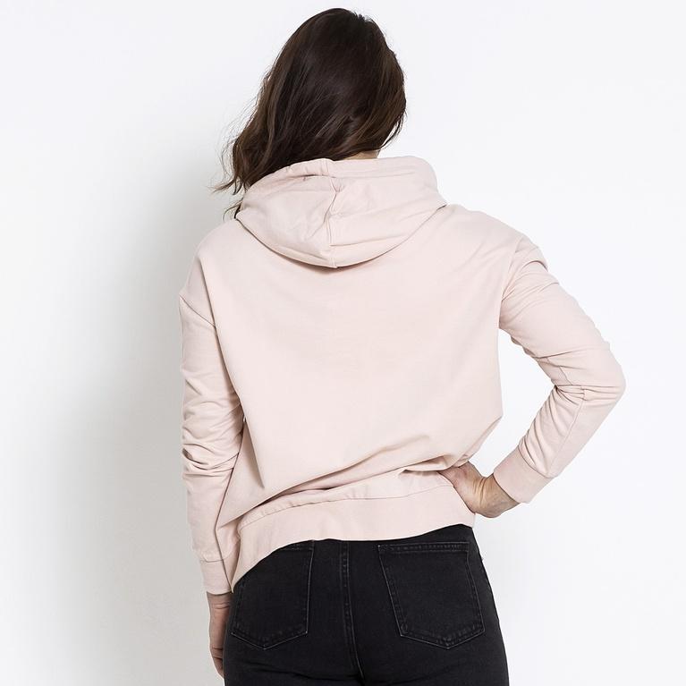 Van hood / W Hood sweater Hood sweater