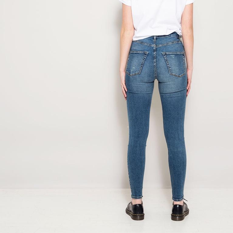 Snake / W Jeans Jeans Ung tjej