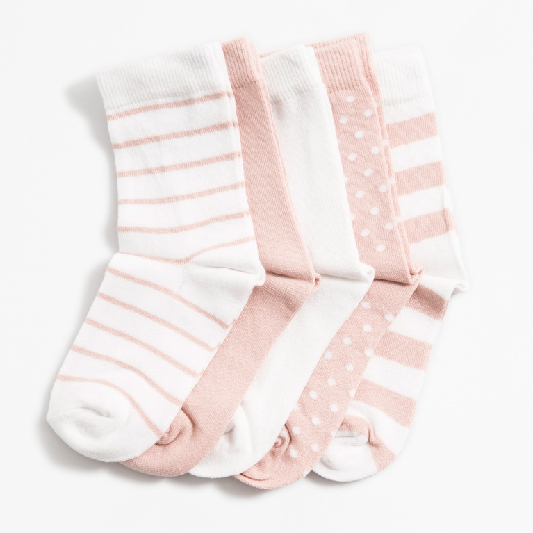 Basic Socks kids 5-pack/ K Socks Socks