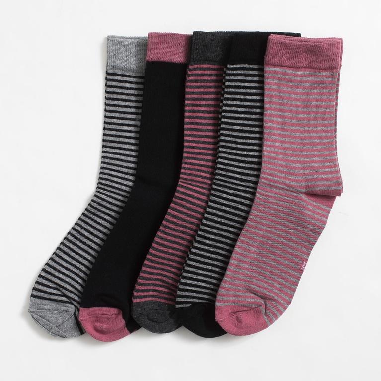 Coloured socks/ A Socks 5-pack Socks