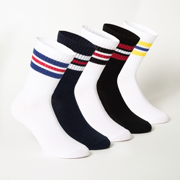 "Socks ""Tube sock 5-pack"" Socks"