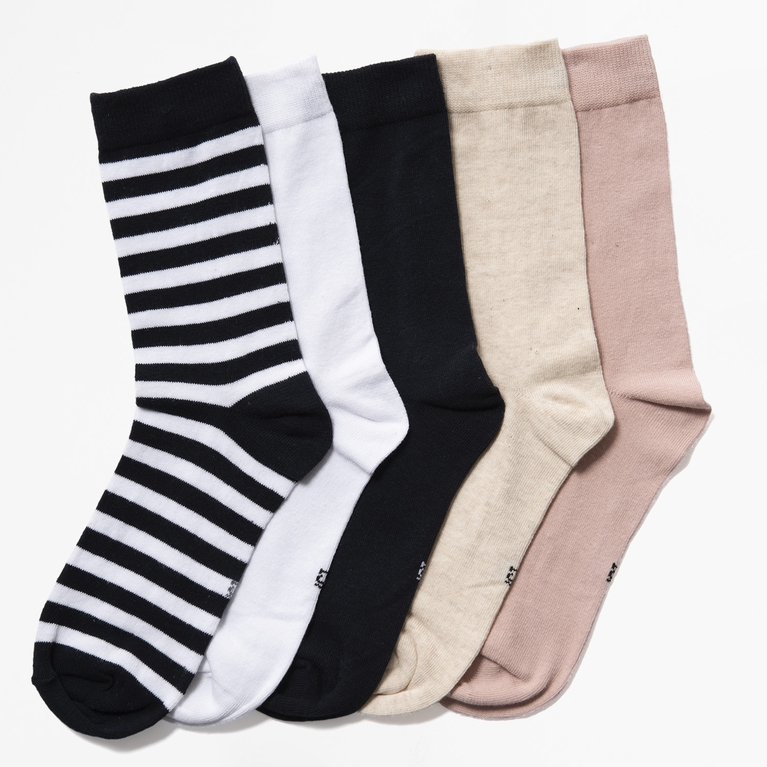 "Sokker ""Coloured socks"""