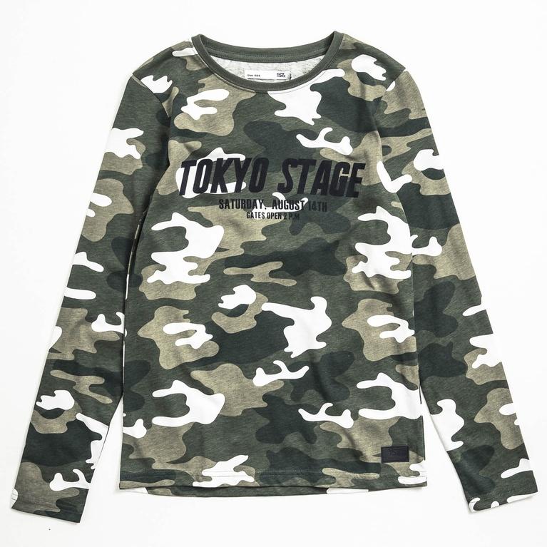 A-tee / K Longsleeve T-shirt