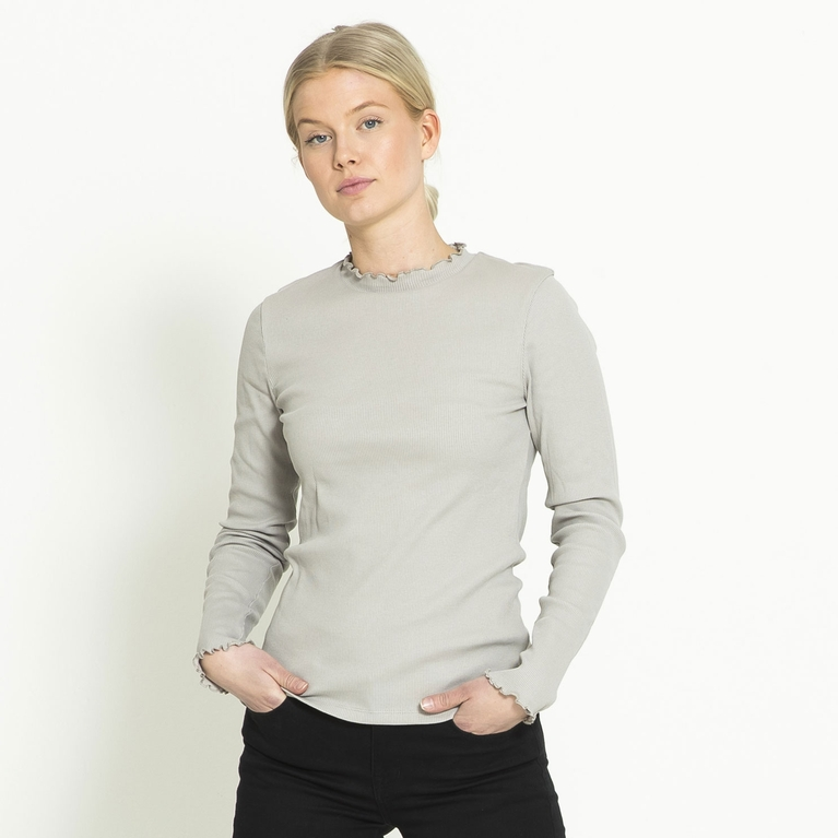 "Ribbed top ""Holly"""