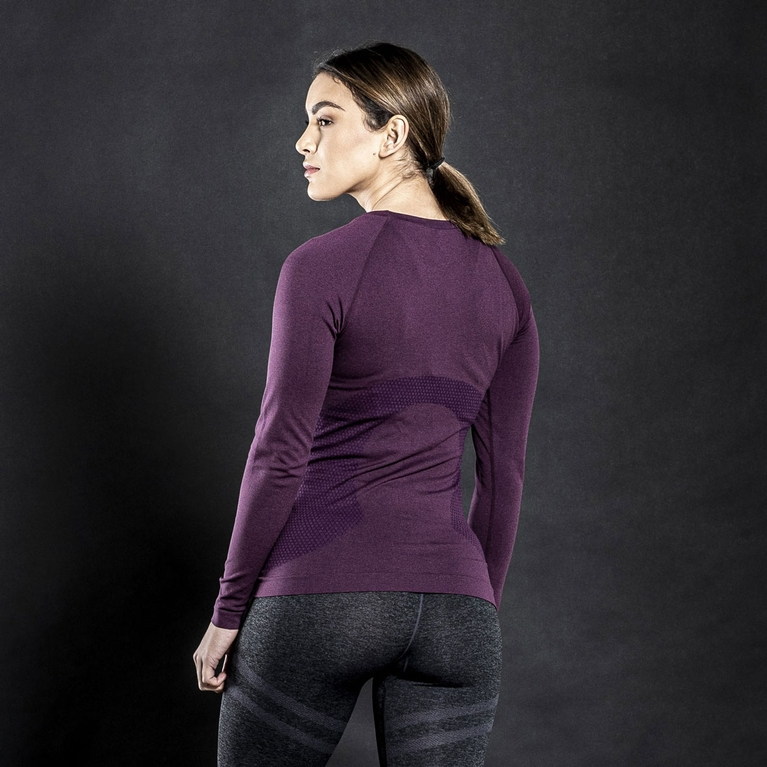 Veda / W Seamless Shirt Funktion Sweater