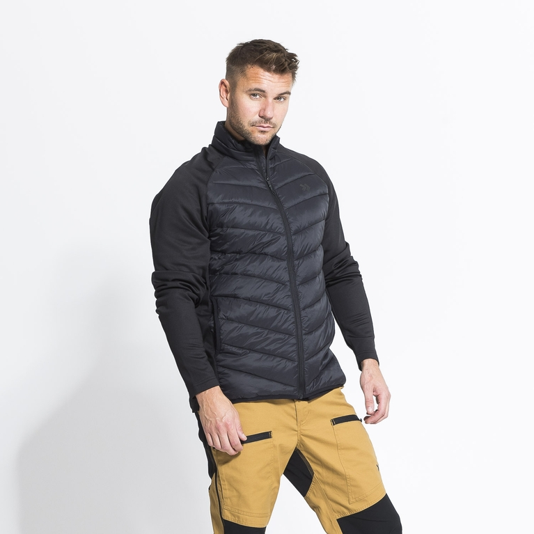 Ms Hybrid Jacket/M Jacket Funktion Jacket