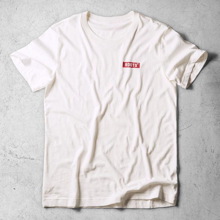 Plate tee/ M T-shirt T-shirt