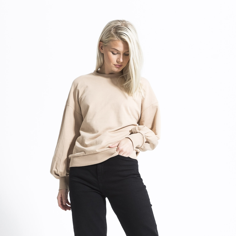 "Cut-out sweater ""Java"""