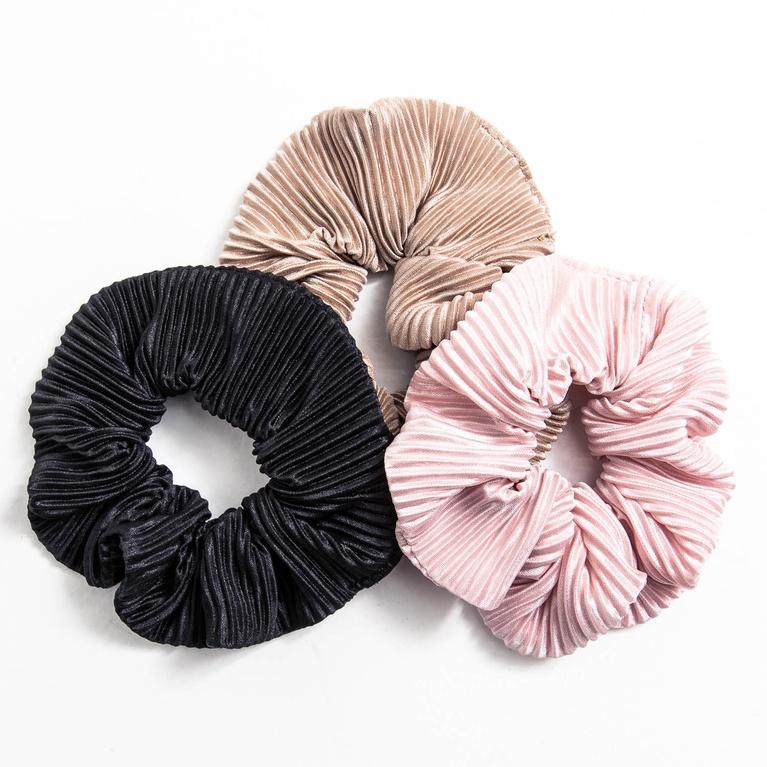 Scrunchies 3-p / A Hairacc Various