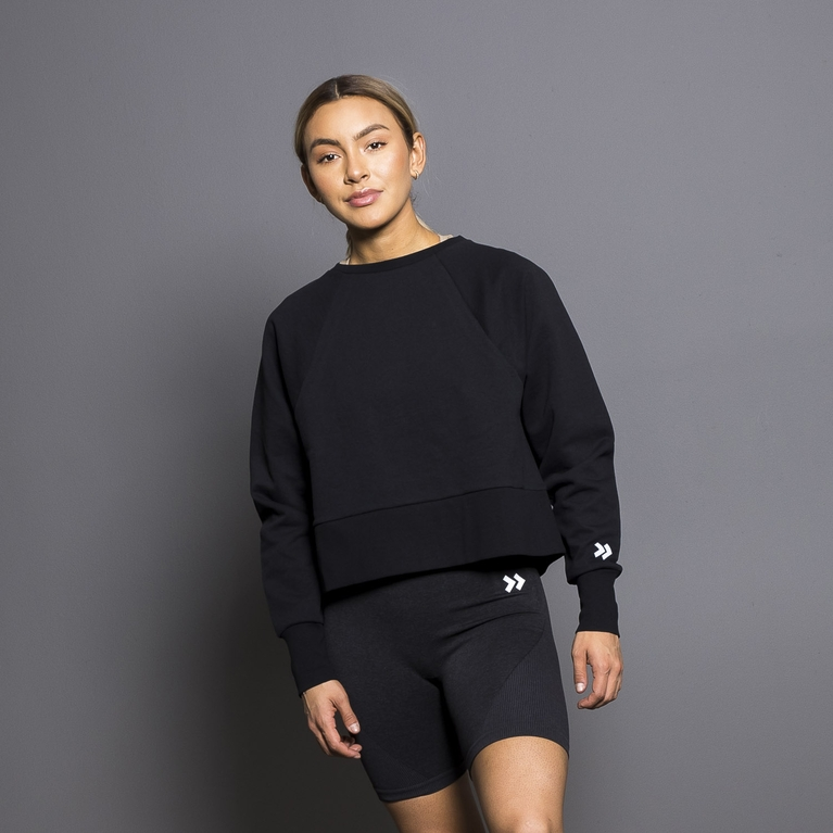 """Sweater """"Ws Cropped"""""""