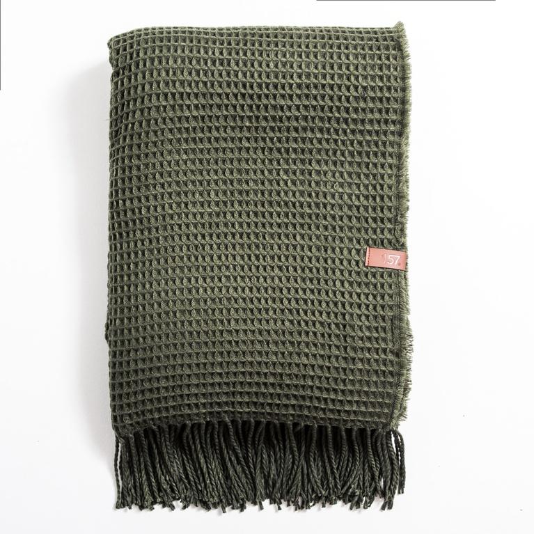 "Blanket ""Waffled"""