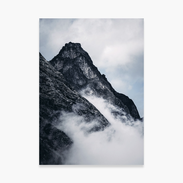 """Juliste 50x70 """"Peaks"""""""