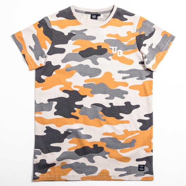 "T-shirt ""Wilson Camo"""