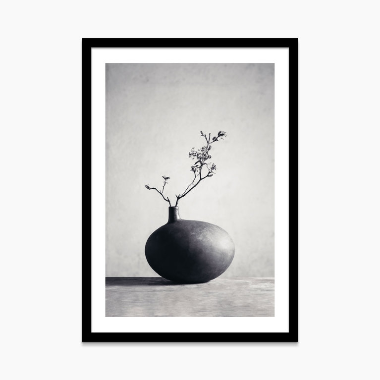 """Poster 70x100 """"New life"""""""