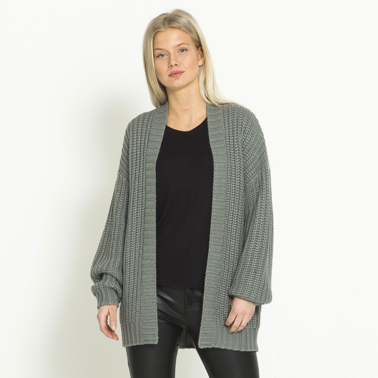 "Heavy cardigan ""Mary"""