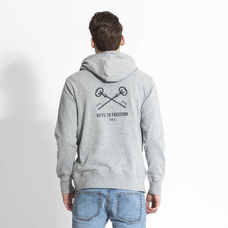 """Printed hoodie """"Ave"""""""