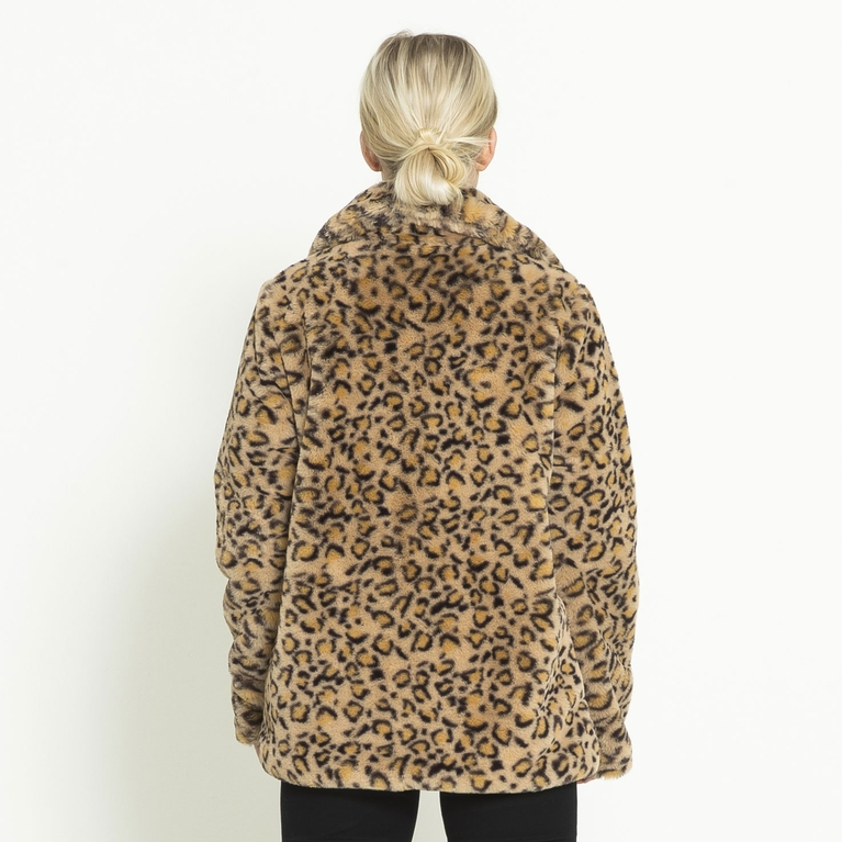 "Jacket fake fur ""Cora"""