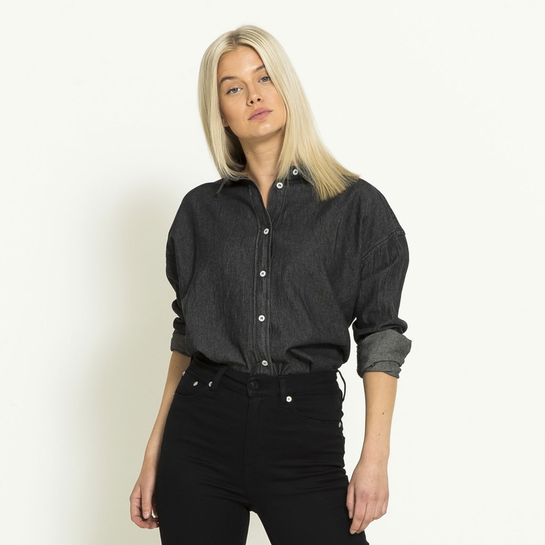 "Denim shirt ""Anouk"""