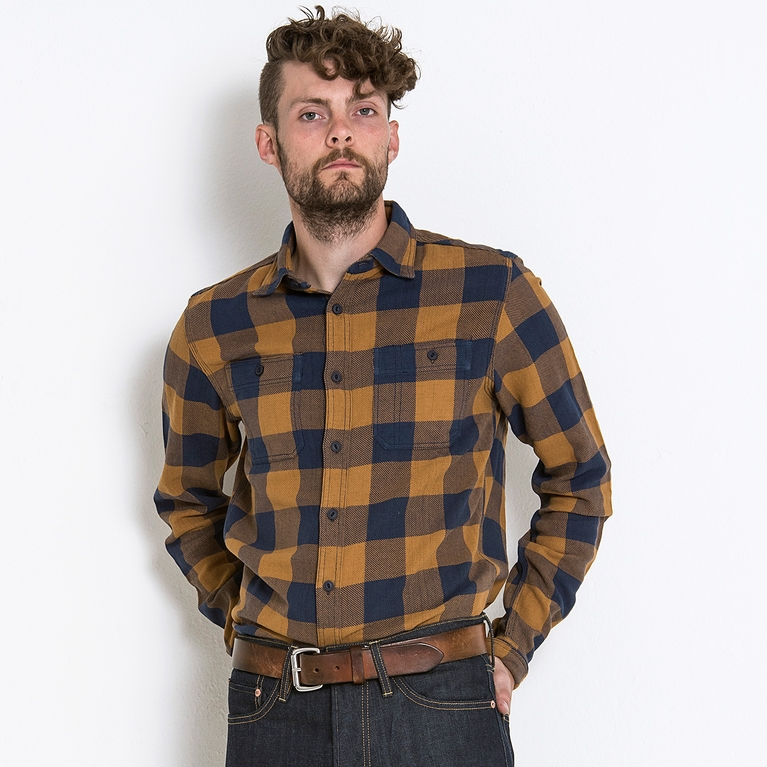 """Skjorta """"Lumber"""""""