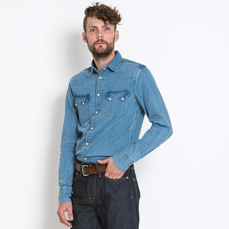 "Jeansskjorta ""Roper"""