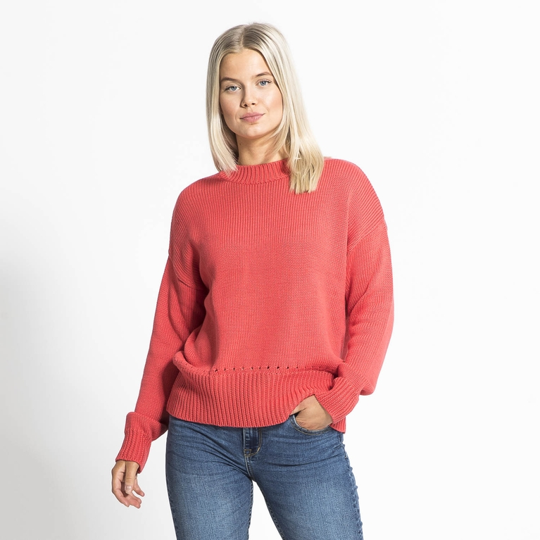 "Knitted sweater ""Vera"""