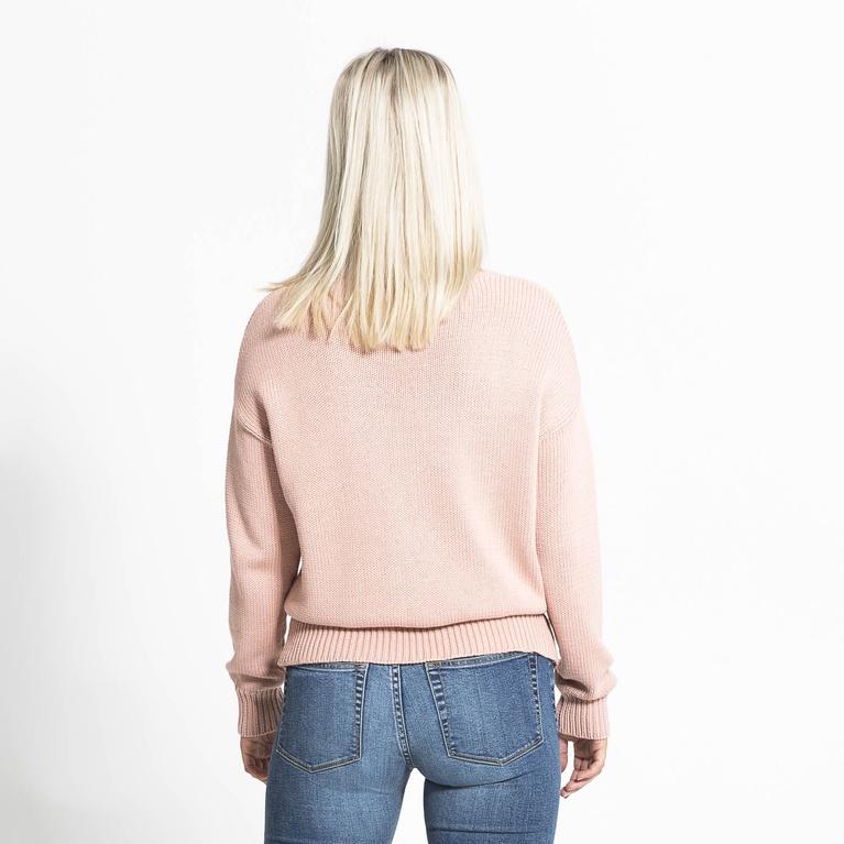"Knitted sweater ""Vera"""