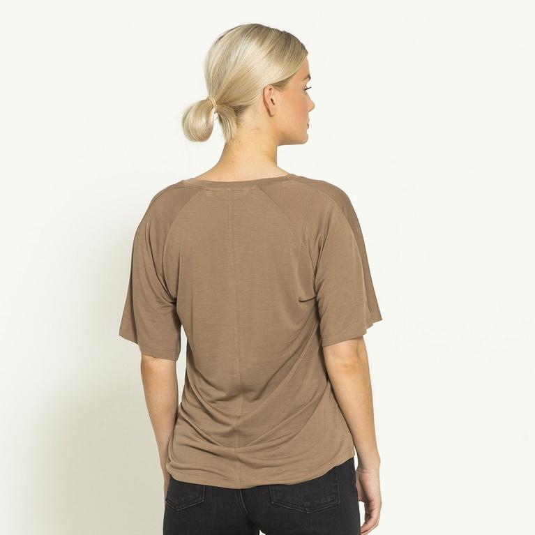 """T-shirt """"Lyocell V"""""""