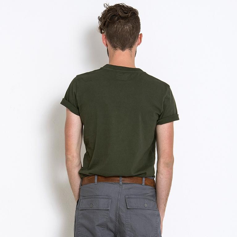 """T-shirt """"Henley"""""""