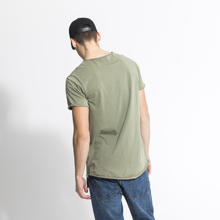 "Heavy Washed Tee ""Luke"""