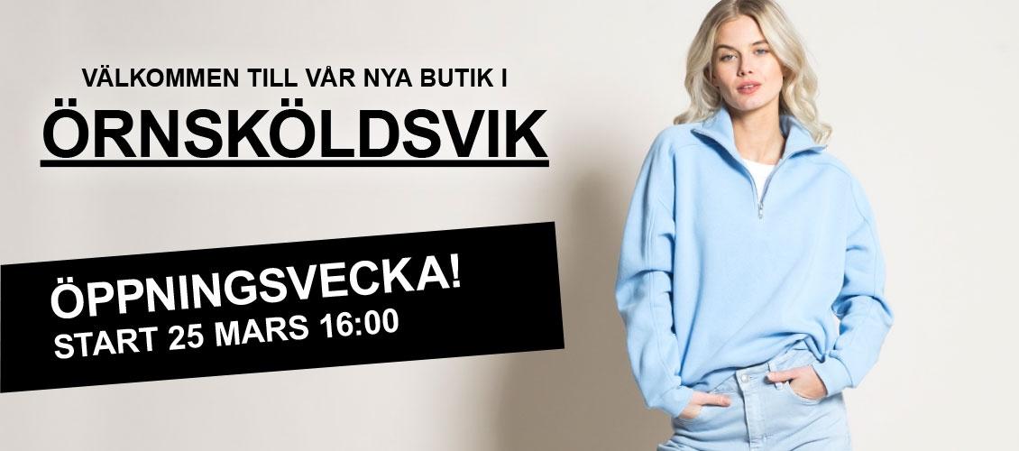 Lager 157 öppnar butik i Örnsköldsvik