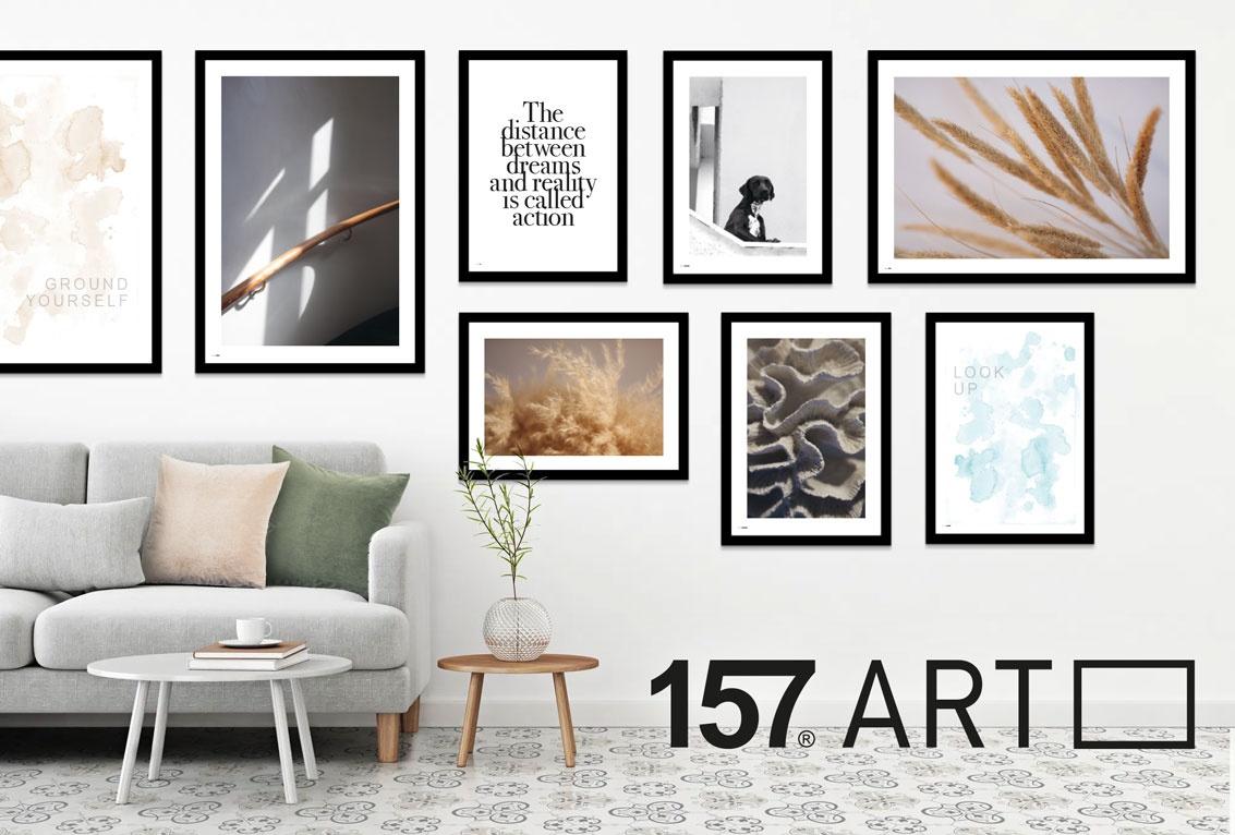 Prisvärda poster 157 ART