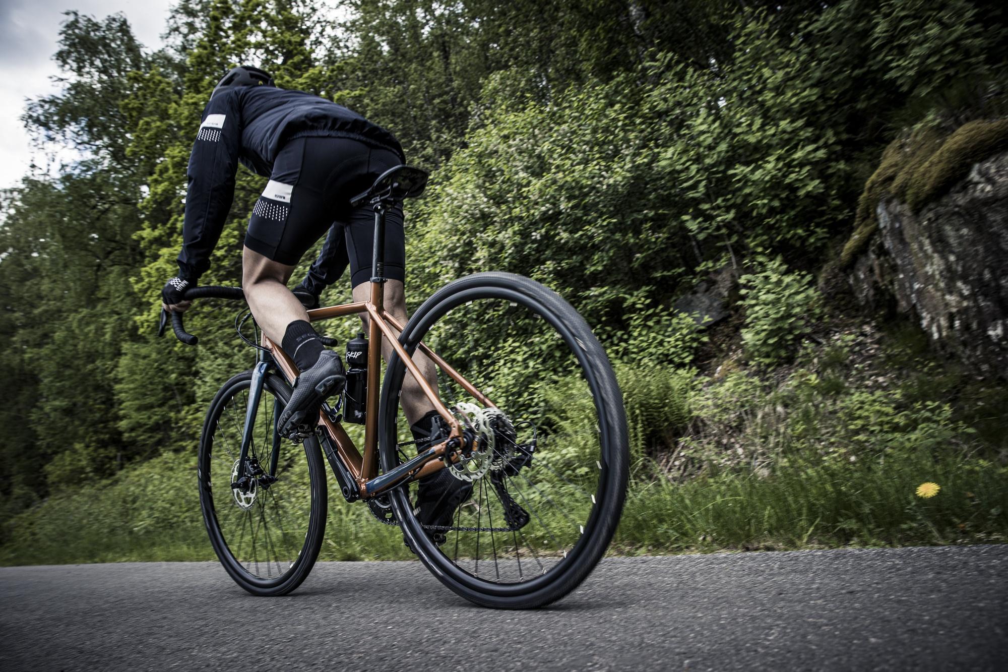 Lager 157 lanserar cykelkläder