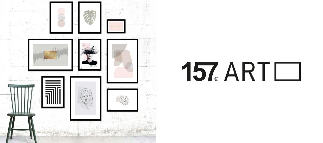 157 ART Ny posterkollektion