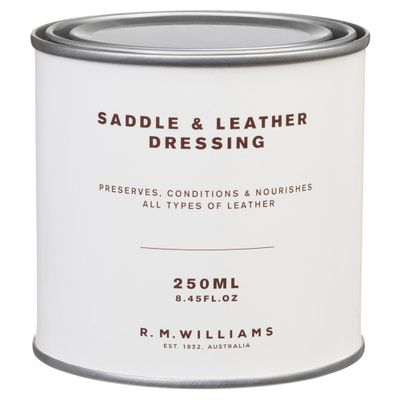 SADDLE DRESSING 250ML