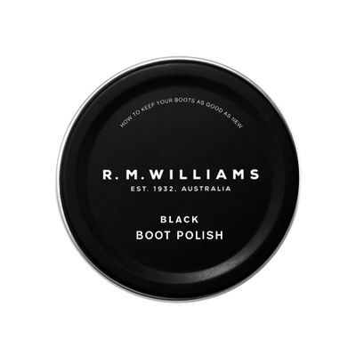STOCKMAN POLISH 70 ML BLACK