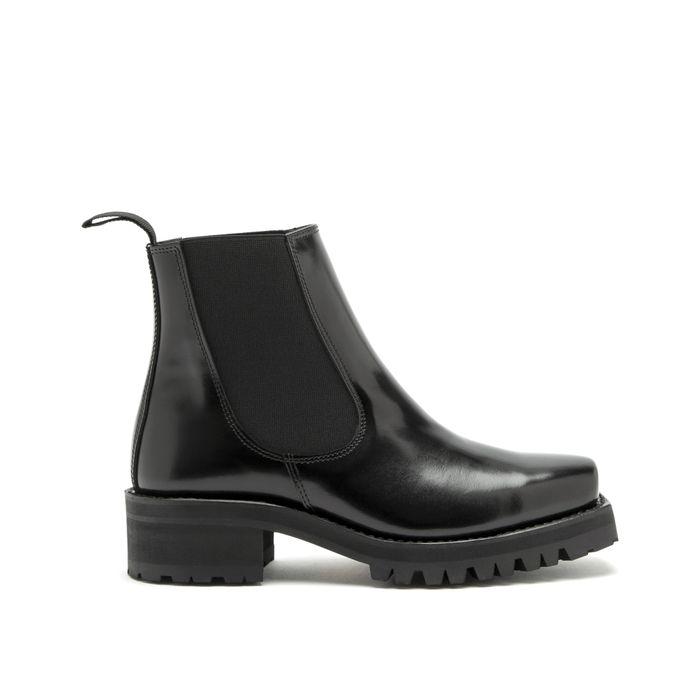 Bo Patent Leather Black