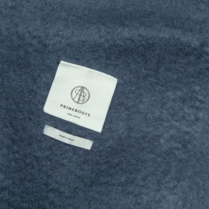 Carrie Mohair & Wool Blanket Sea