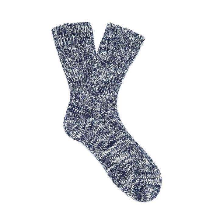Eilidh Organic Cotton-Wool Swedish Blue