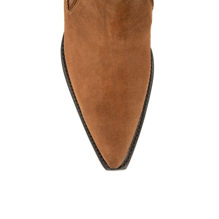 Jerry Suede Chocolate