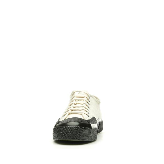 2432-W MOLESKIN WHITE-BLACK
