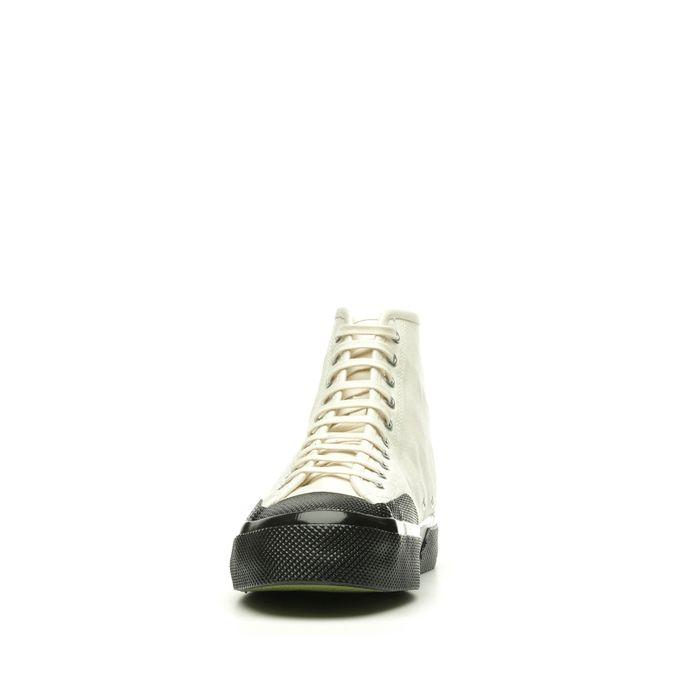 2433-W MOLESKIN WHITE-BLACK