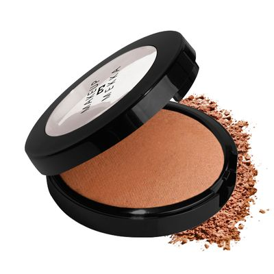 Final Touch Baked Bronzer - Glow