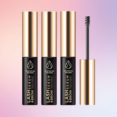 3-pack: Lash & Brow treatment serum
