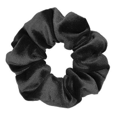 Scrunchie - Black Velvet