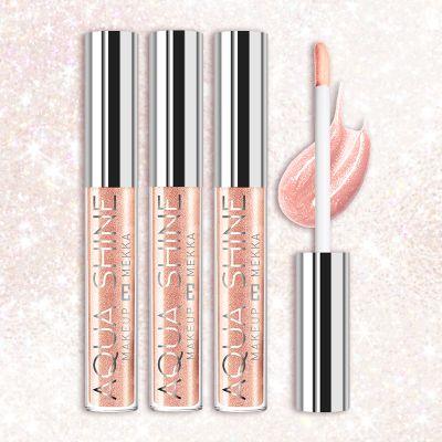 3-pack: Aqua Shine Lip Gloss Yoga Girl