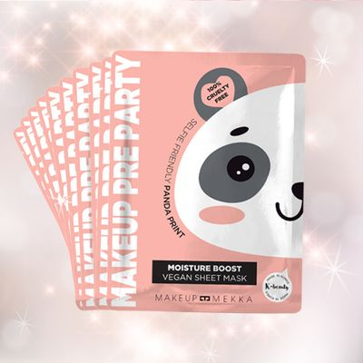 10pk Moisturising Sheet Mask