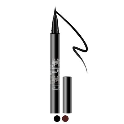 Fine Line Liquid Waterproof Eyeliner