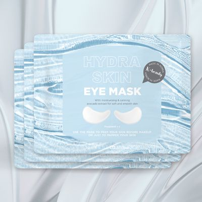 3pk Hydra Skin Eye Mask