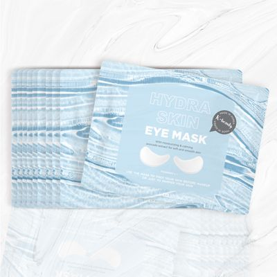 10pk Hydra Skin Eye Mask
